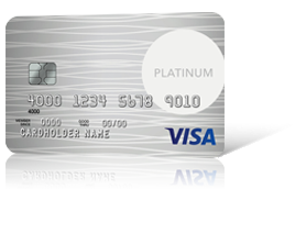Secured Visa<sup>&reg;</sup> Card
